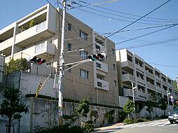 ファミール雲雀丘花屋敷弐番館[206号室]の外観