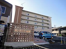 サンライズ山崎[5階]の外観