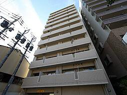 愛知県名古屋市中川区山王1丁目の賃貸マンションの外観
