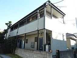 東京都葛飾区小菅1丁目の賃貸アパートの外観