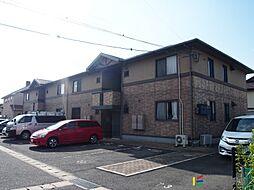 リゾートハイツ 新生町B[1階]の外観