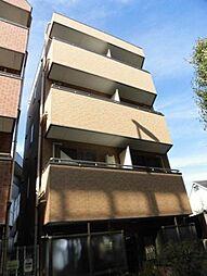 東京都世田谷区新町2丁目の賃貸マンションの外観