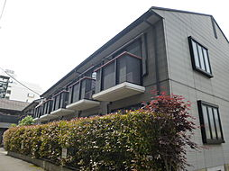 宮城県仙台市青葉区木町通2丁目の賃貸アパートの外観
