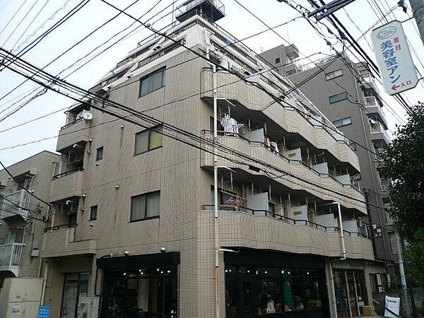 東京都国分寺市南町の賃貸マンション