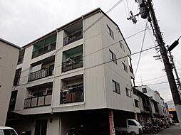 カトレヤマンション[1階]の外観