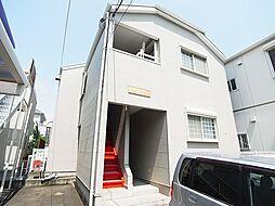 神奈川県座間市相武台1の賃貸アパートの外観