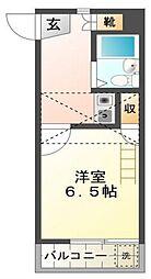 姫路第10[2階]の間取り