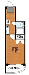 田澤ビル[3階]の間取り