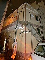 ユナイト横浜ニコラス・バトラー[2階]の外観