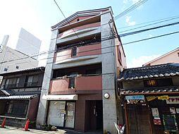 京都府京都市伏見区瀬戸物町の賃貸マンションの外観