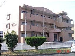 リバティハウス西築地[1階]の外観