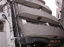 ファミール原田[3階号室]の外観