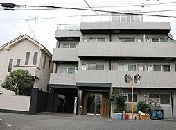 東京都八王子市台町1丁目の賃貸アパートの外観