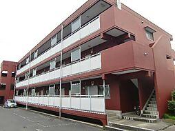 田中グリーンマンション[2階]の外観