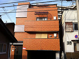 大阪府豊中市岡上の町2丁目の賃貸マンションの外観