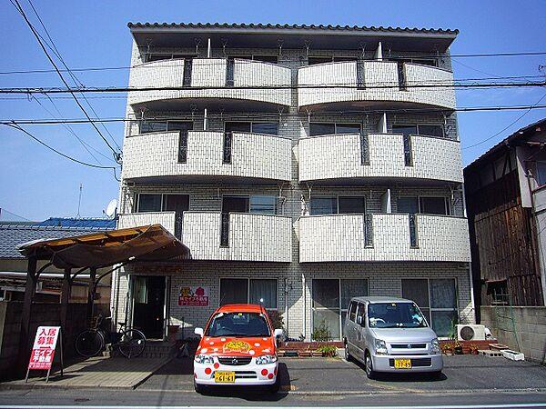 岡山県岡山市北区下伊福上町の賃貸アパート