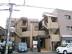 ファミネス澤田[3階]の外観