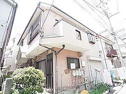 東京都足立区梅田7丁目の賃貸アパートの外観