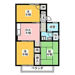 国府駅 3.8万円