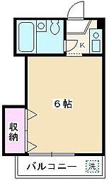 シャインシティ54[205号室]の間取り