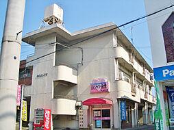 滋賀県大津市美崎町の賃貸マンションの外観