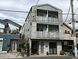 静岡県沼津市高沢町の賃貸アパートの外観
