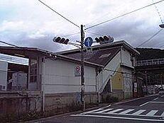 駅黒江駅まで304m