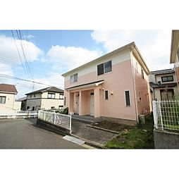 [テラスハウス] 神奈川県厚木市林3丁目 の賃貸【/】の外観