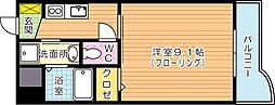 セレスタイト黒崎[7階]の間取り