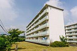 ビレッジハウス飯塚1号棟[4階]の外観