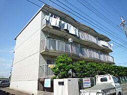 市川カトレアハイツ松塚[304号室]の外観