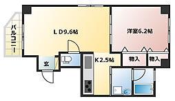 Y・House[101号室]の間取り