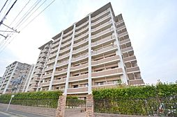 ニューシティアパートメンツ南小倉Ⅰ[10階]の外観