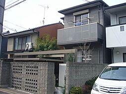 京都府京都市上京区突抜町の賃貸アパートの外観