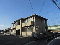 山口県宇部市浜田2丁目の賃貸アパートの外観