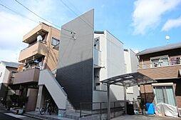 愛知県名古屋市熱田区幡野町の賃貸アパートの外観