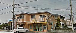 大阪府富田林市藤沢台5の賃貸アパートの外観