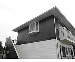 埼玉県さいたま市見沼区大字東新井の賃貸アパートの外観