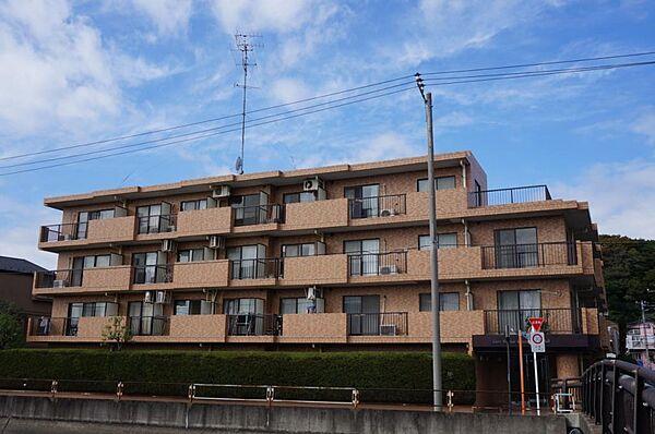 ライオンズマンション金沢八景[第8104号室]の外観