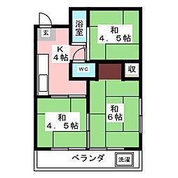 名城公園駅 5.5万円