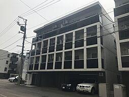 ヒューガ大通スイート[2階]の外観