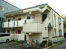 アーバンタイム三郎丸[202号室]の外観