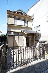 [一戸建] 京都府京都市山科区西野様子見町 の賃貸【/】の外観
