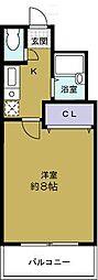 Collection夕凪[5階]の間取り