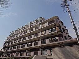 埼玉県入間市高倉1丁目の賃貸マンションの外観