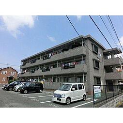 熊本県熊本市南区出仲間3丁目の賃貸マンションの外観