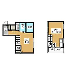 神楽坂駅 12.9万円