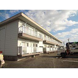 静岡県浜松市中区佐鳴台1丁目の賃貸アパートの外観