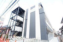 リブリ・テラ[2階]の外観