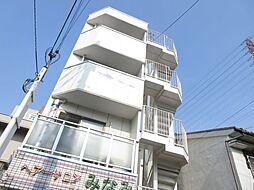 大阪府寝屋川市楠根南町の賃貸マンションの外観